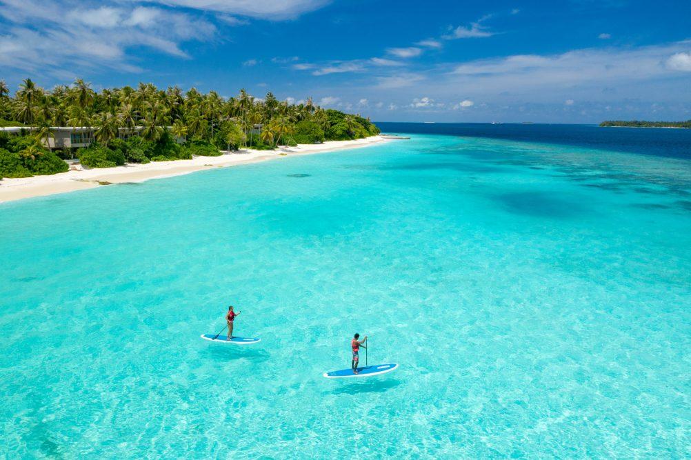 Amilla Fushi Luxury Resort and Residences - Baa Atoll, Maldives - Ocean Paddle Boarding