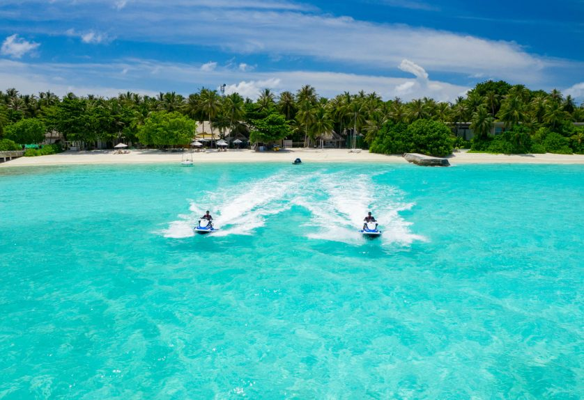 Amilla Fushi Luxury Resort and Residences - Baa Atoll, Maldives - Ocean Jet Ski