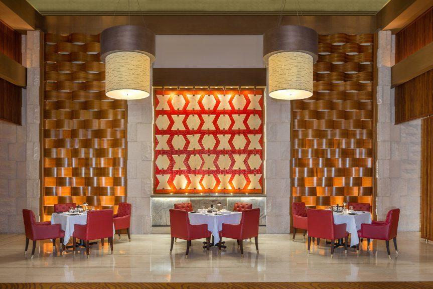Atlantis The Palm Luxury Resort - Crescent Rd, Dubai, UAE - Seafire Steakhouse and Bar