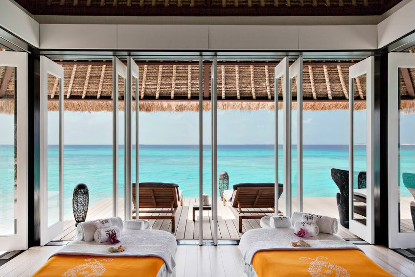Cheval Blanc Randheli Luxury Resort - Noonu Atoll, Maldives - Exclusive Private Island Spa