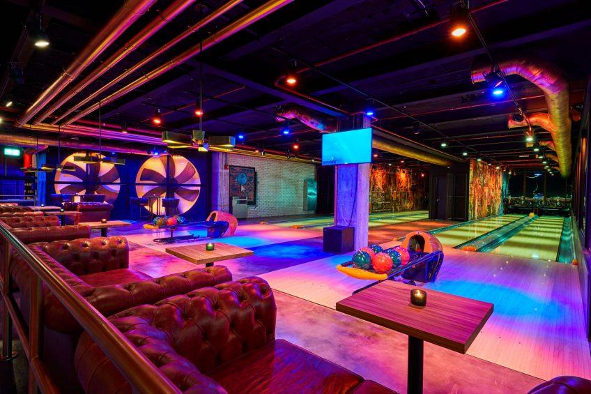 Atlantis The Palm Luxury Resort - Crescent Rd, Dubai, UAE - Wavehouse Bowling