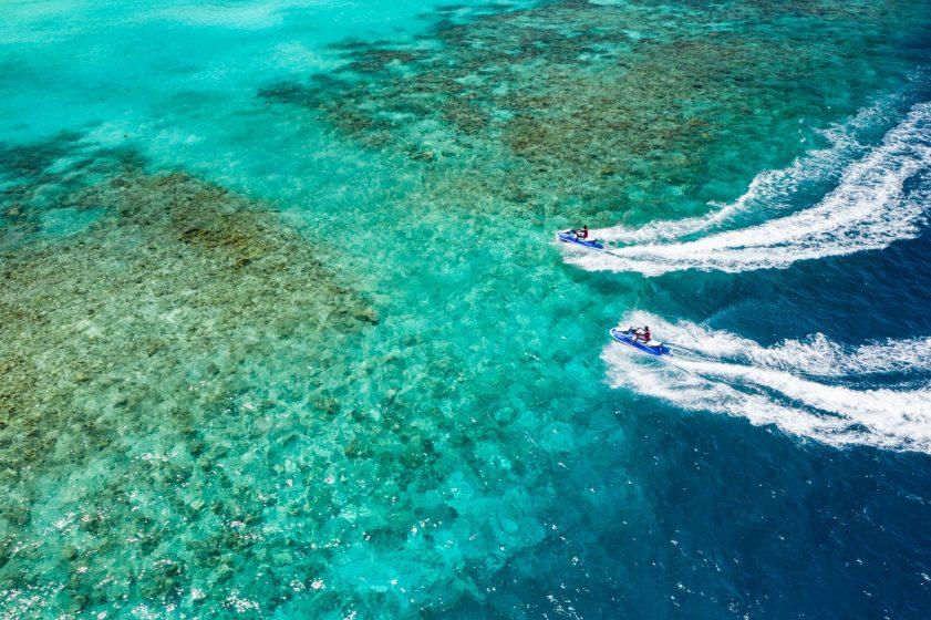 Amilla Fushi Luxury Resort and Residences - Baa Atoll, Maldives - Ocean Watersports Jet Skiing