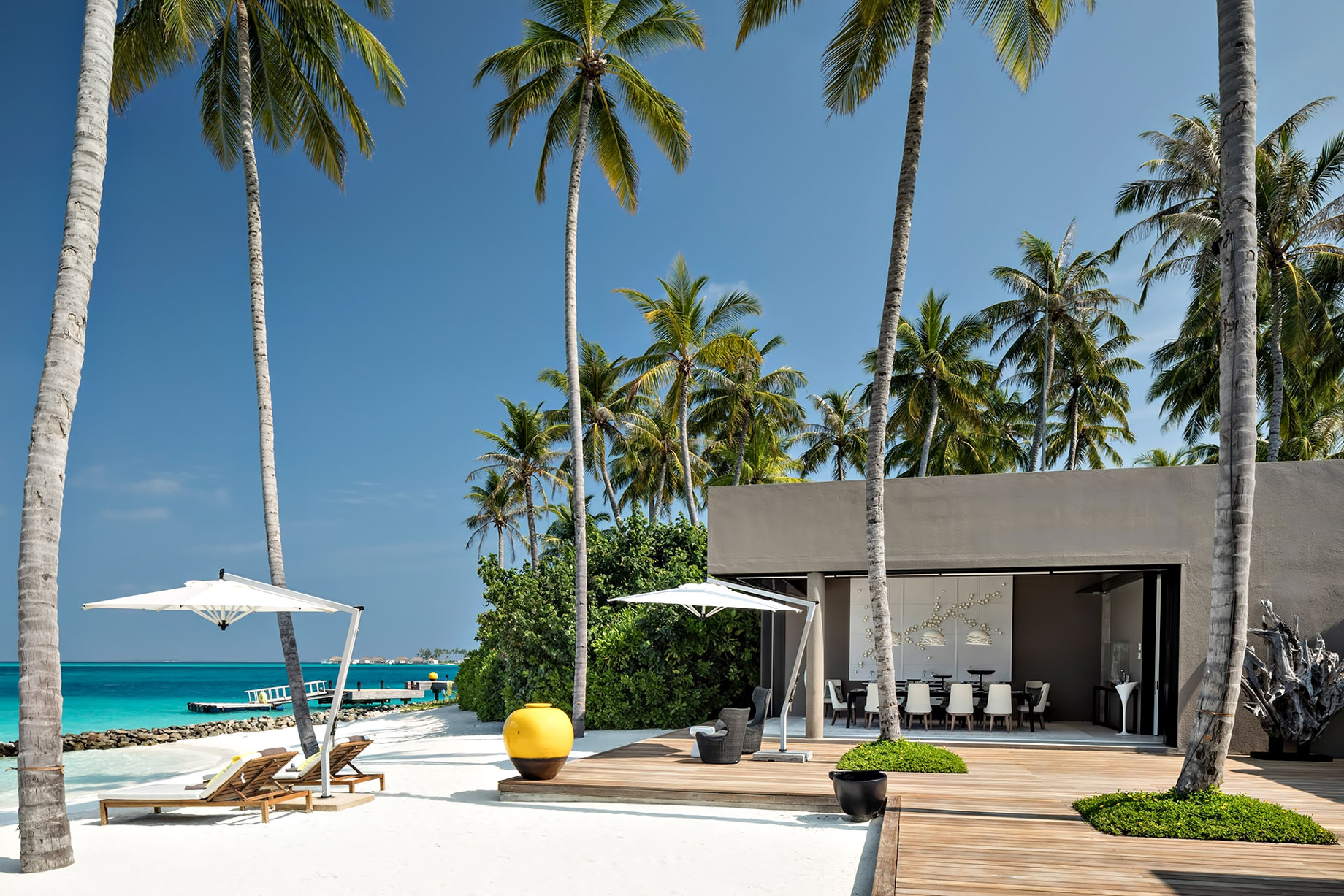 Cheval Blanc Randheli Luxury Resort - Noonu Atoll, Maldives - Exclusive Private Island Beachfront Villa