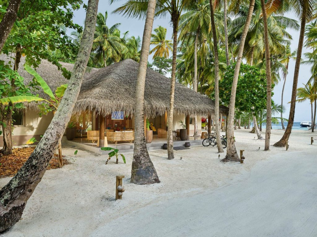 Joali Maldives Luxury Resort - Muravandhoo Island, Maldives - Marine Center