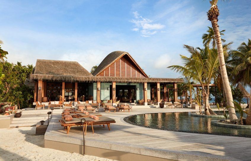 Joali Maldives Luxury Resort - Muravandhoo Island, Maldives - Mura Bar Pool