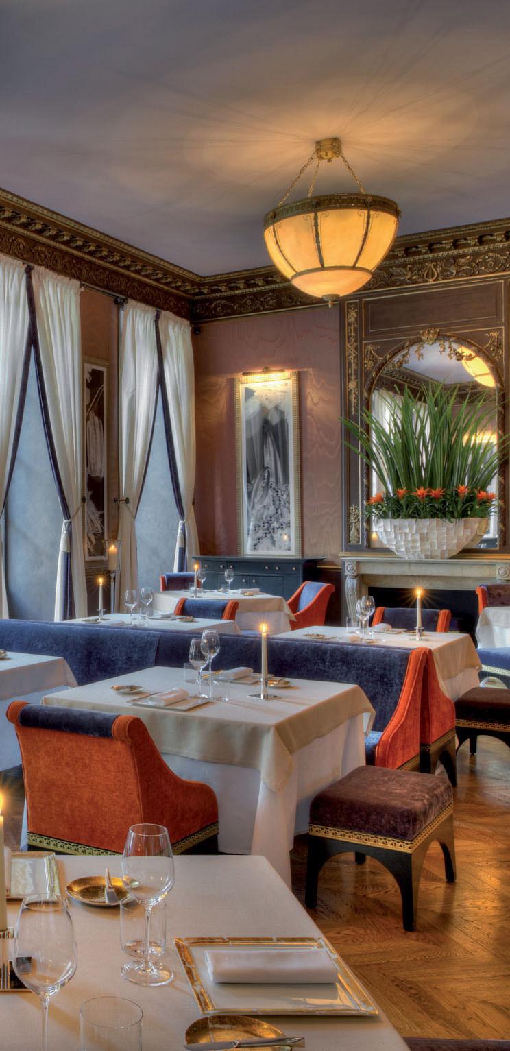 InterContinental Bordeaux Le Grand Hotel – Bordeaux, France – Restaurant
