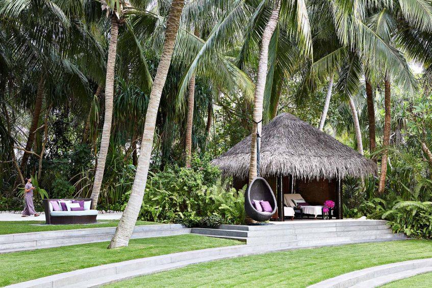 One&Only Reethi Rah Luxury Resort - North Male Atoll, Maldives - Spa Massage Hut