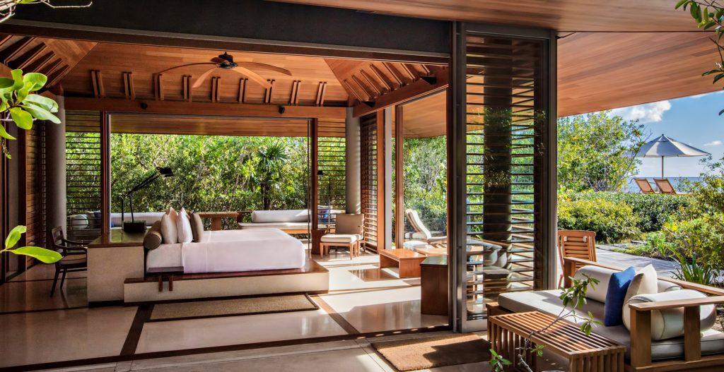Amanyara Luxury Resort - Providenciales, Turks and Caicos Islands - Ocean Cove Pavilion Bedroom