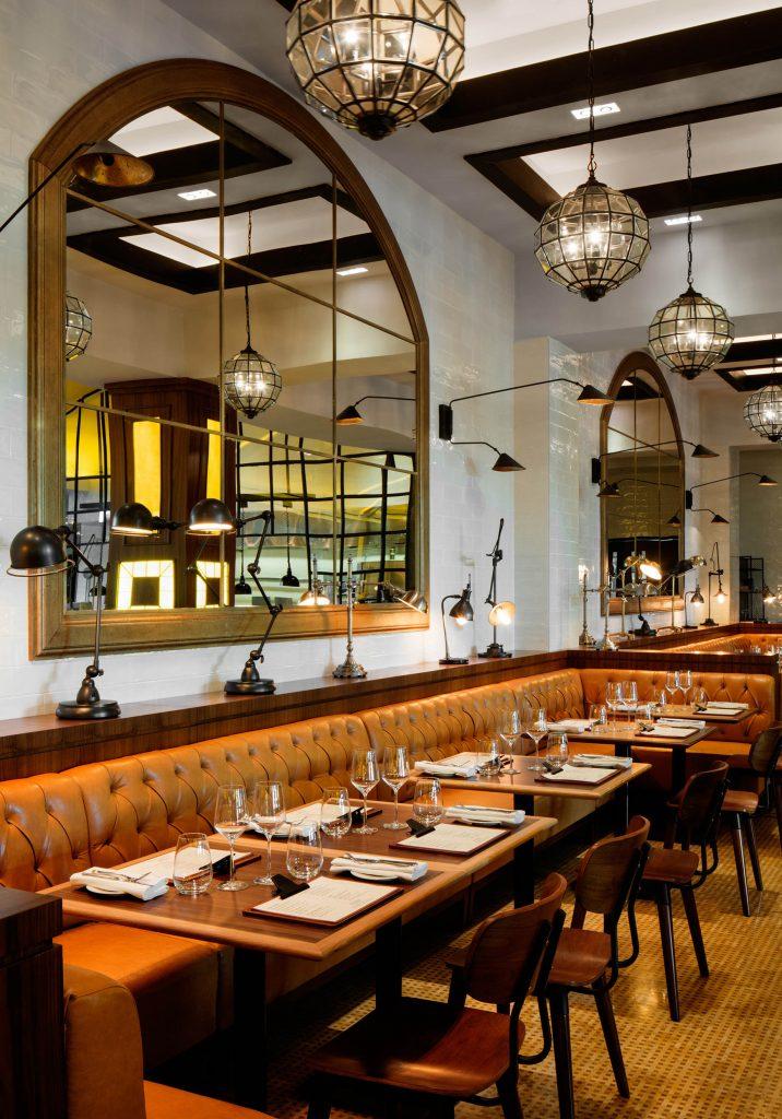 Atlantis The Palm Luxury Resort - Crescent Rd, Dubai, UAE - Gordon Ramsey Bread Street Kitchen and Bar