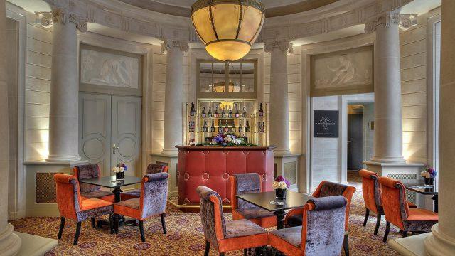 InterContinental Bordeaux Le Grand Hotel - Bordeaux, France - Lounge