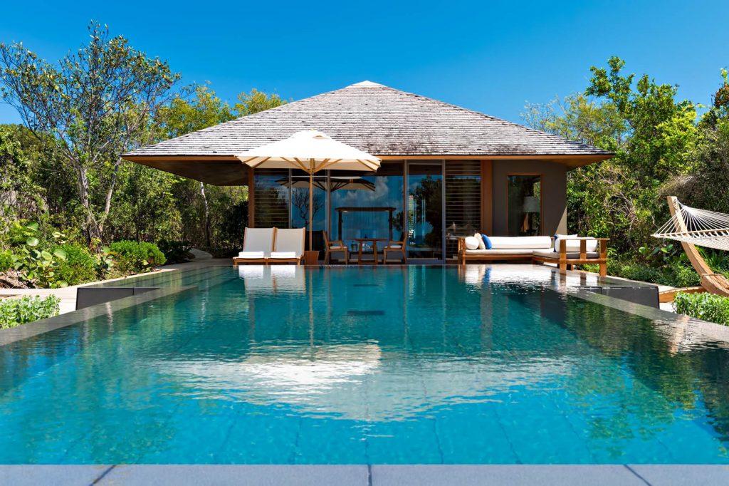 Amanyara Luxury Resort - Providenciales, Turks and Caicos Islands - Villa Pool