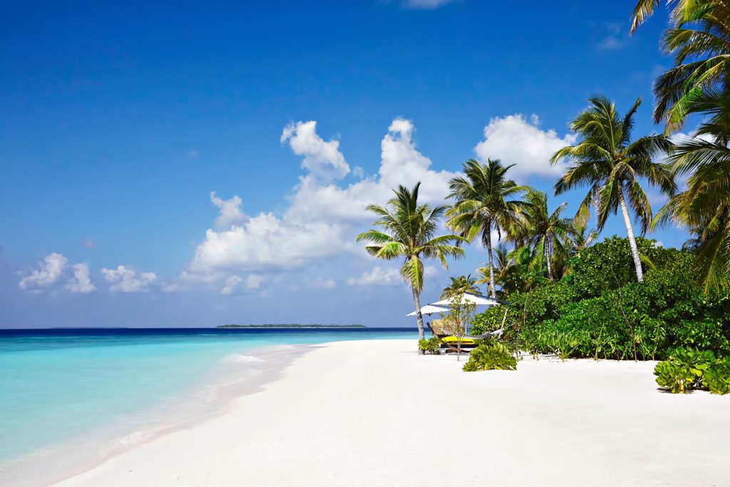 Cheval Blanc Randheli Luxury Resort - Noonu Atoll, Maldives - Private Island Beach