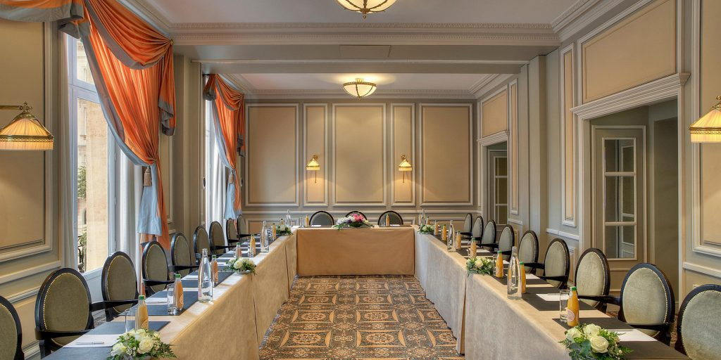 InterContinental Bordeaux Le Grand Hotel - Bordeaux, France - Pomerol Meeting Room
