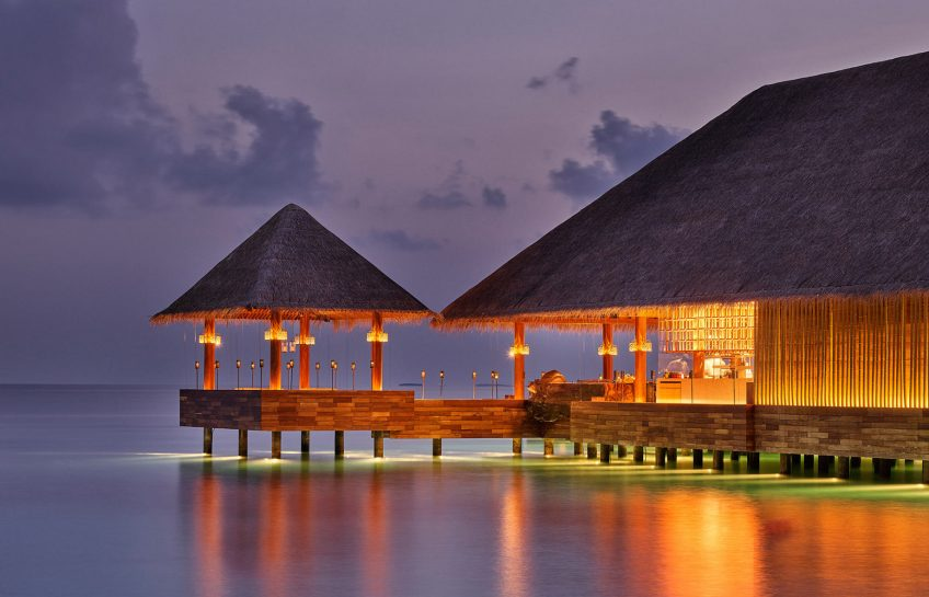 Joali Maldives Luxury Resort - Muravandhoo Island, Maldives - Saoke Japanese Restaurant