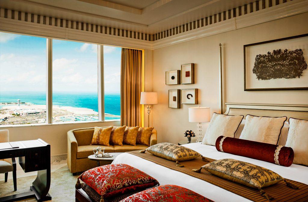 The St. Regis Abu Dhabi Luxury Hotel - Abu Dhabi, United Arab Emirates - Luxury Superior View Suite