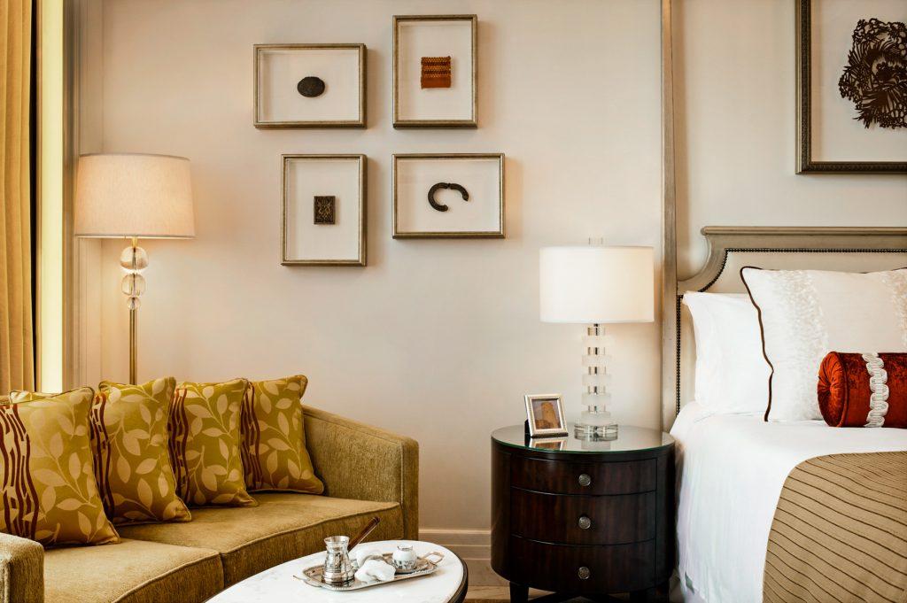The St. Regis Abu Dhabi Luxury Hotel - Abu Dhabi, United Arab Emirates - Luxury Guest Suite