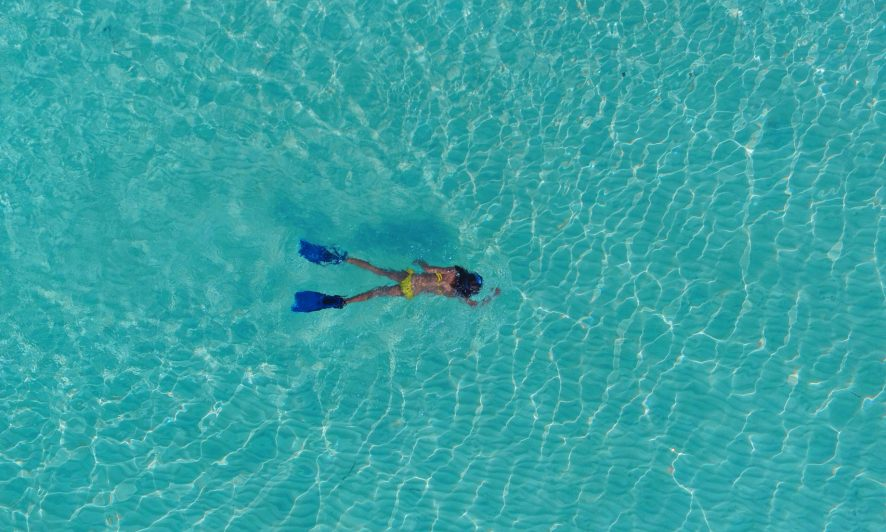 Soneva Jani Luxury Resort - Noonu Atoll, Medhufaru, Maldives - Tropical Ocean Water Snorkeling