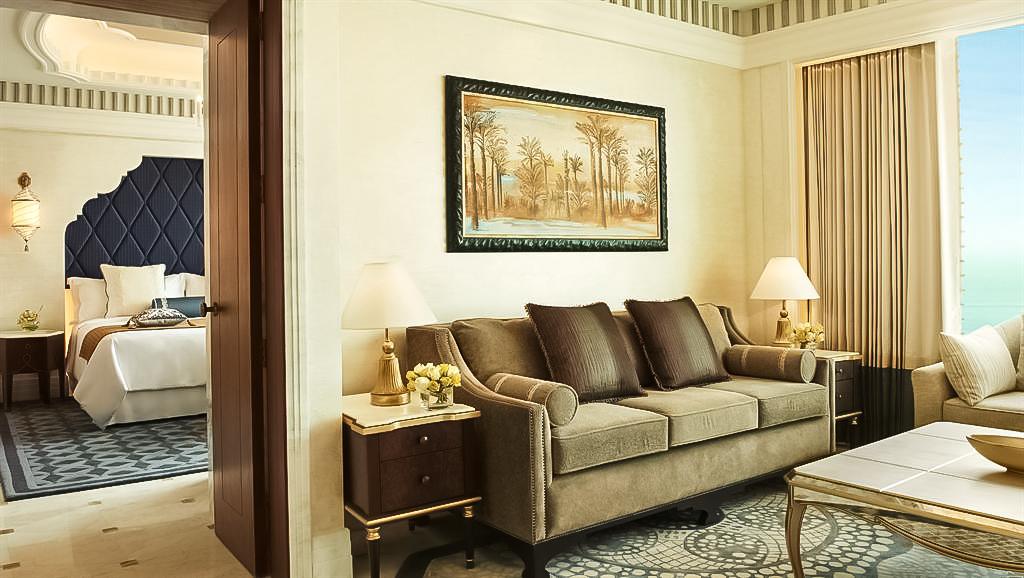 The St. Regis Abu Dhabi Luxury Hotel - Abu Dhabi, United Arab Emirates - Al Mushref Suite