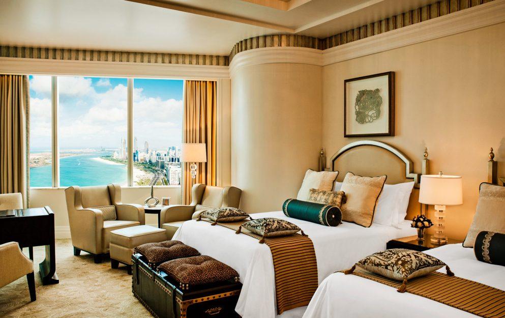 The St. Regis Abu Dhabi Luxury Hotel - Abu Dhabi, United Arab Emirates - Superior Room