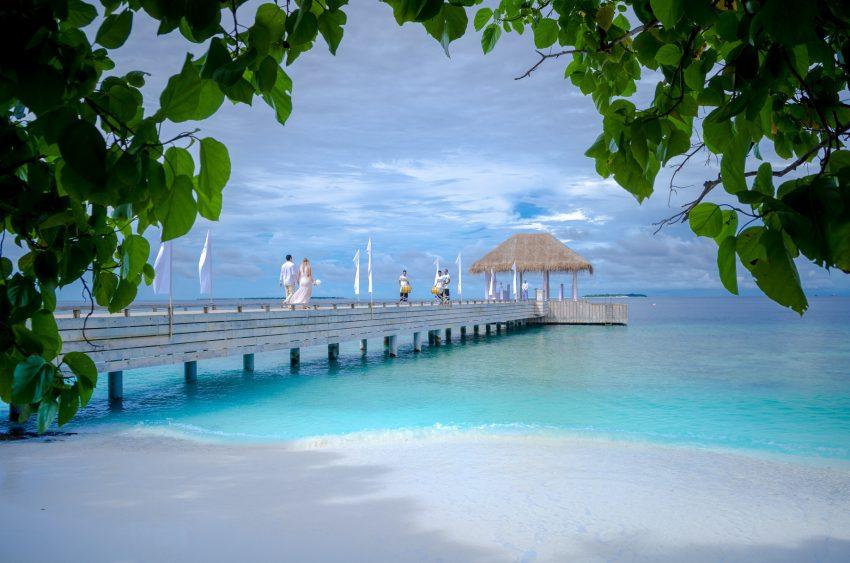 Amilla Fushi Luxury Resort and Residences - Baa Atoll, Maldives - Private Island Wedding