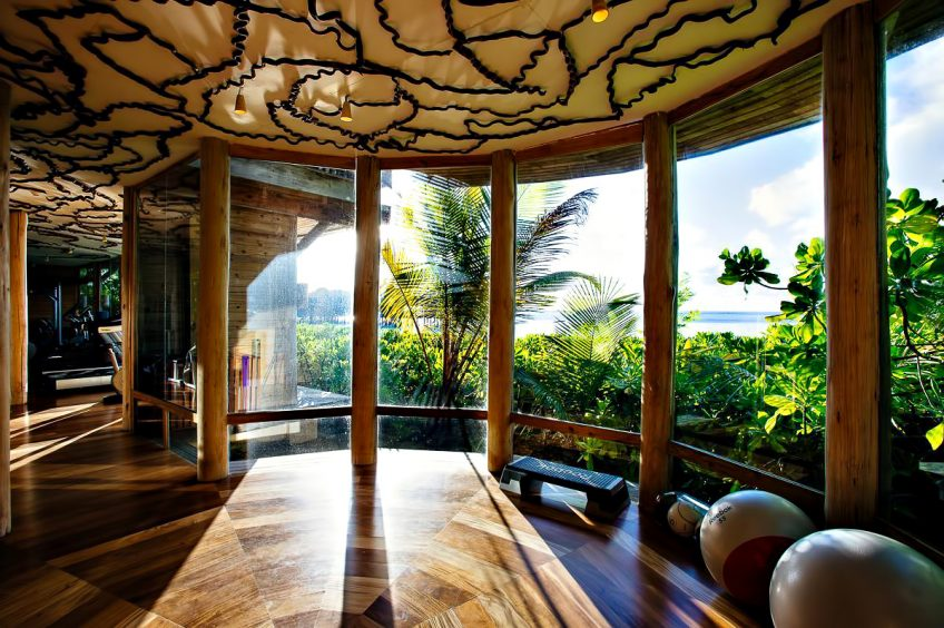 Gili Lankanfushi Luxury Resort - North Male Atoll, Maldives - Gym