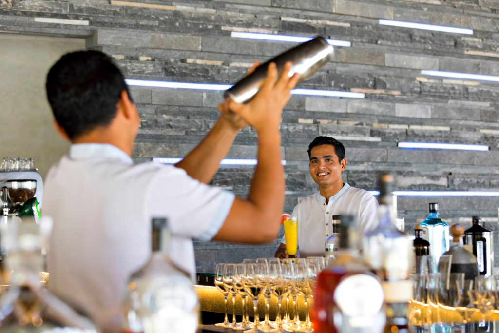 Velassaru Maldives Luxury Resort - South Male Atoll, Maldives - Tropical Cocktails