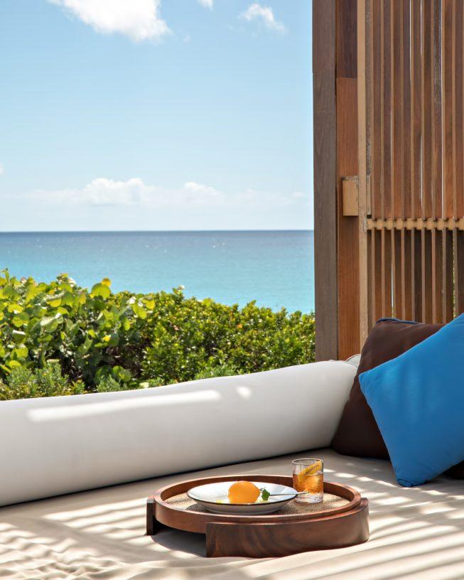 Amanyara Luxury Resort - Providenciales, Turks and Caicos Islands - Breezy Seaside Cuisine