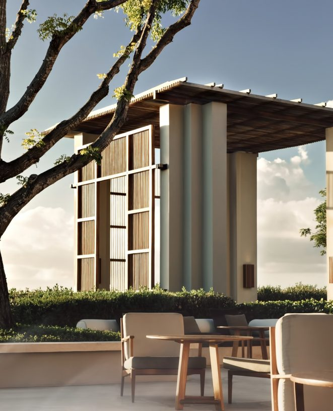 Amanyara Luxury Resort - Providenciales, Turks and Caicos Islands - Unsurpassed Architectural Beauty