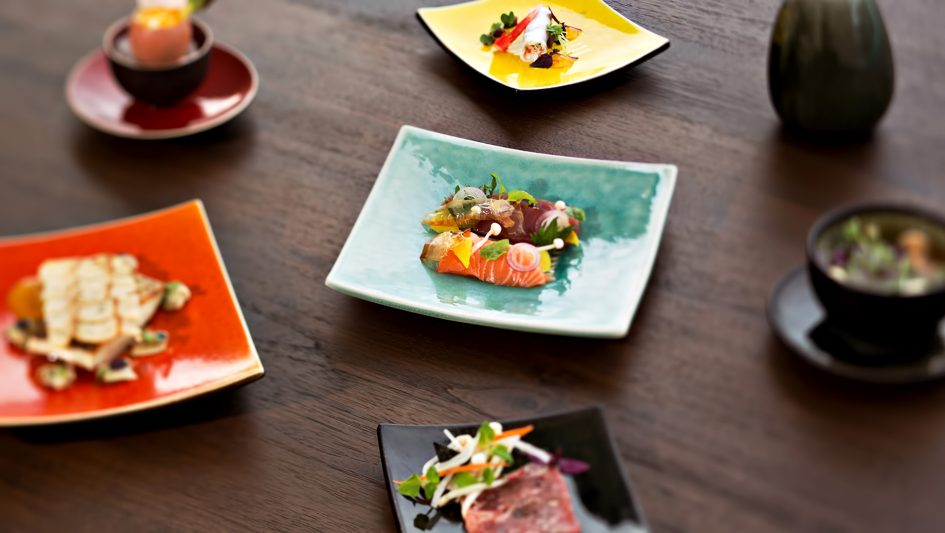 Cheval Blanc Randheli Luxury Resort - Noonu Atoll, Maldives - Culinary Dining Arts Sushi