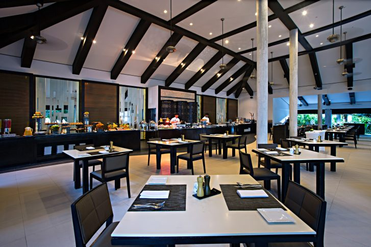 Velassaru Maldives Luxury Resort - South Male Atoll, Maldives - Tropical Cuisine