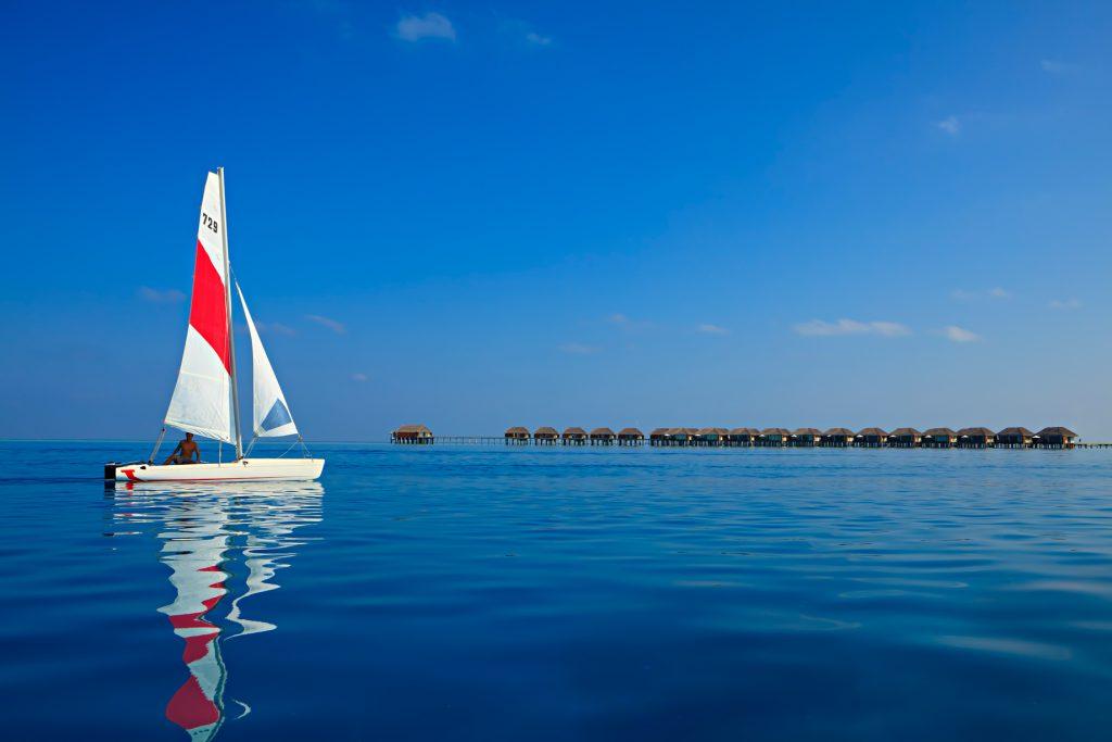 Velassaru Maldives Luxury Resort - South Male Atoll, Maldives - Sailboat