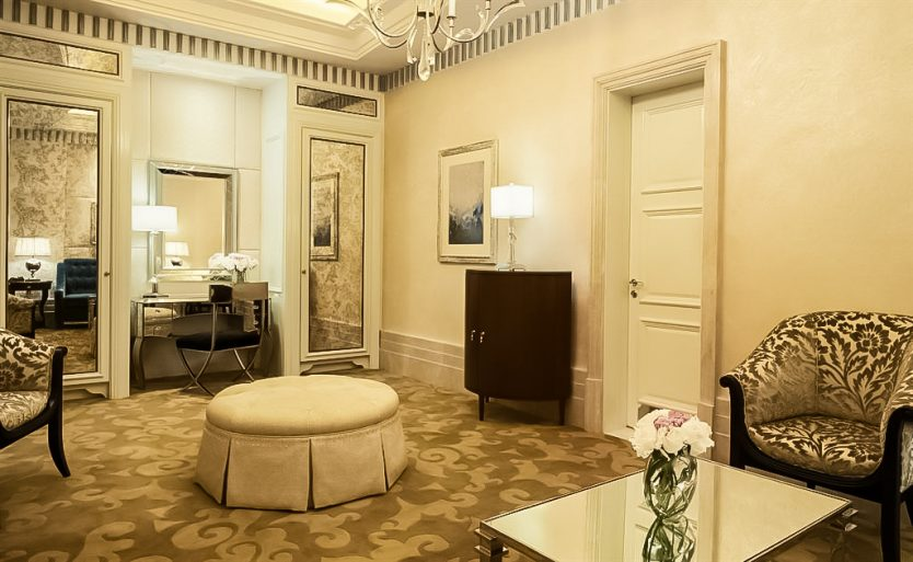 The St. Regis Abu Dhabi Luxury Hotel - Abu Dhabi, United Arab Emirates - Al Mudhaif Bridal Suite