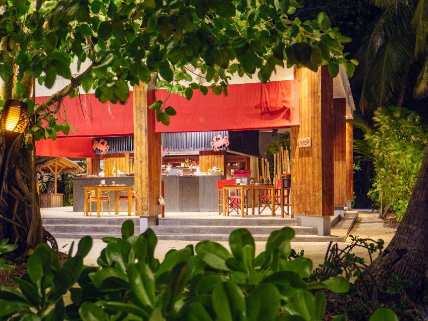Amilla Fushi Luxury Resort and Residences - Baa Atoll, Maldives - EAST Restaurant