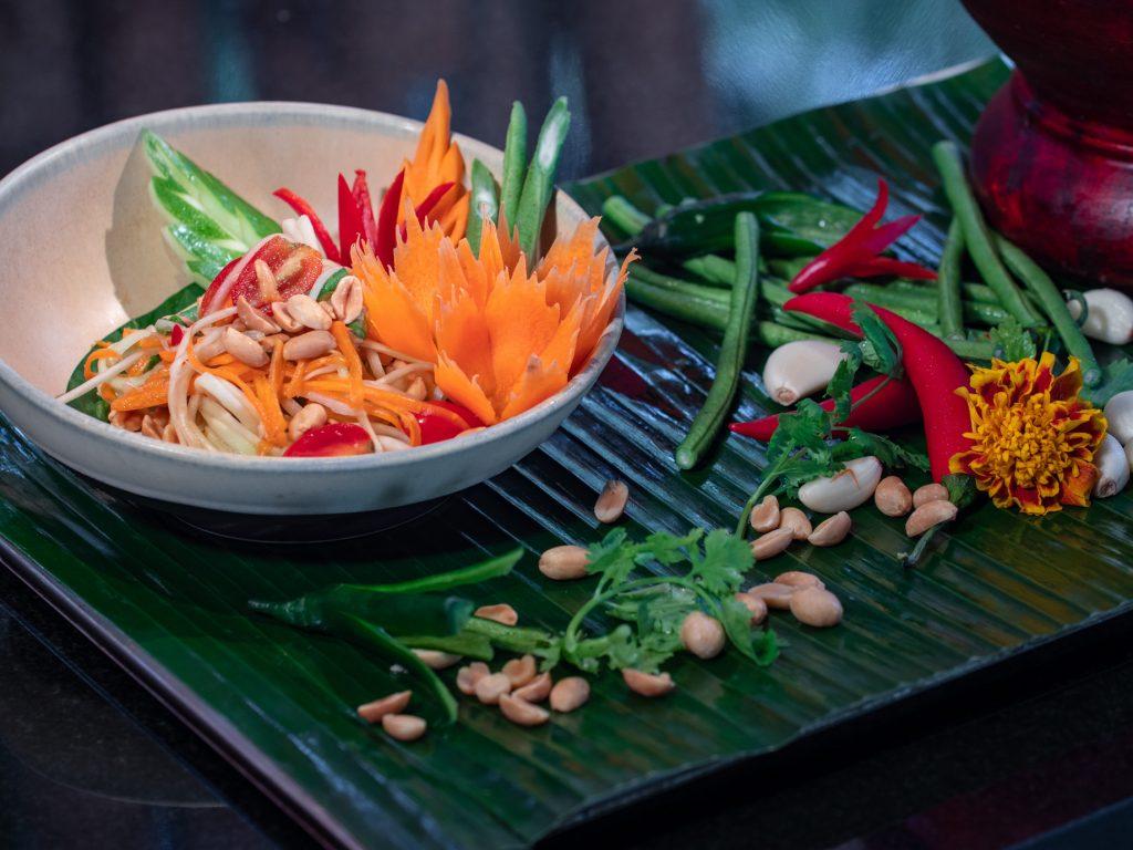 Amilla Fushi Luxury Resort and Residences - Baa Atoll, Maldives - EAST Restaurant Gourmet Food