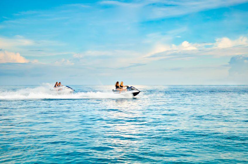 One&Only Reethi Rah Luxury Resort - North Male Atoll, Maldives - Jet Ski