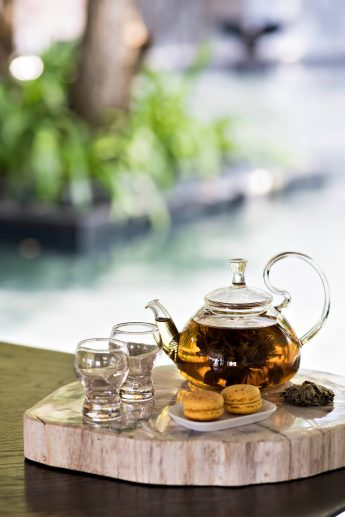 Cheval Blanc Randheli Luxury Resort - Noonu Atoll, Maldives - Private Island Tea Service