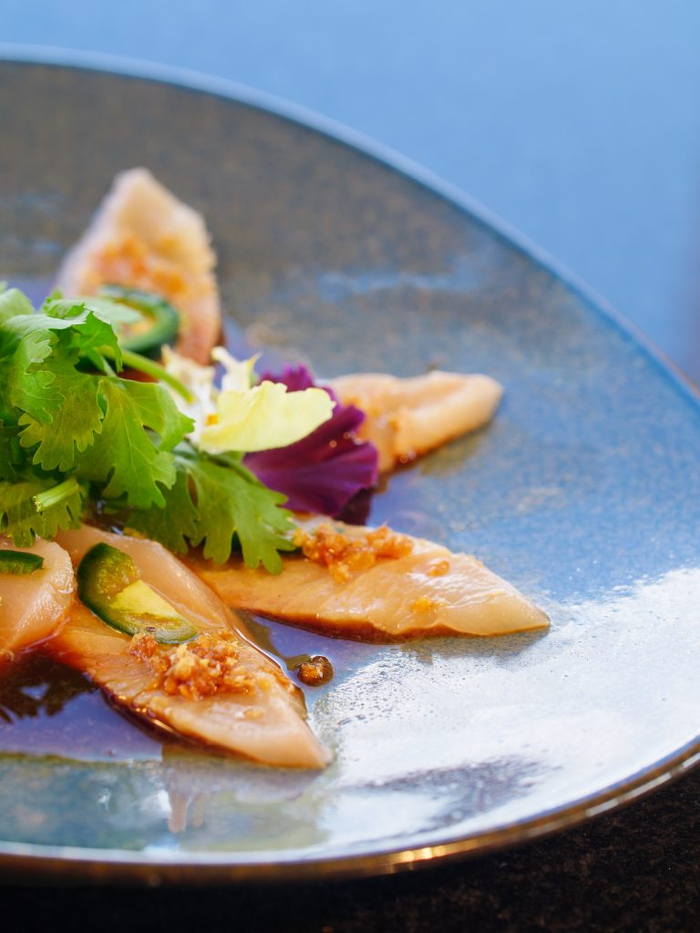 Amilla Fushi Luxury Resort and Residences - Baa Atoll, Maldives - Feeling Koi Restaurant Gourmet Food