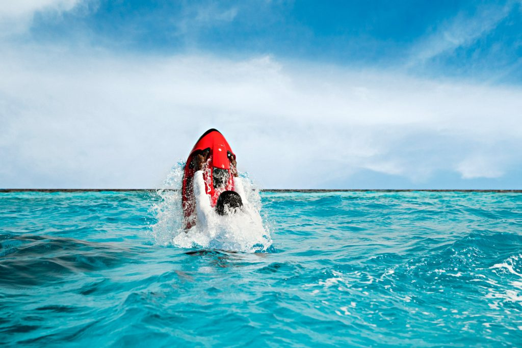 One&Only Reethi Rah Luxury Resort - North Male Atoll, Maldives - Water Sports Sea Bob