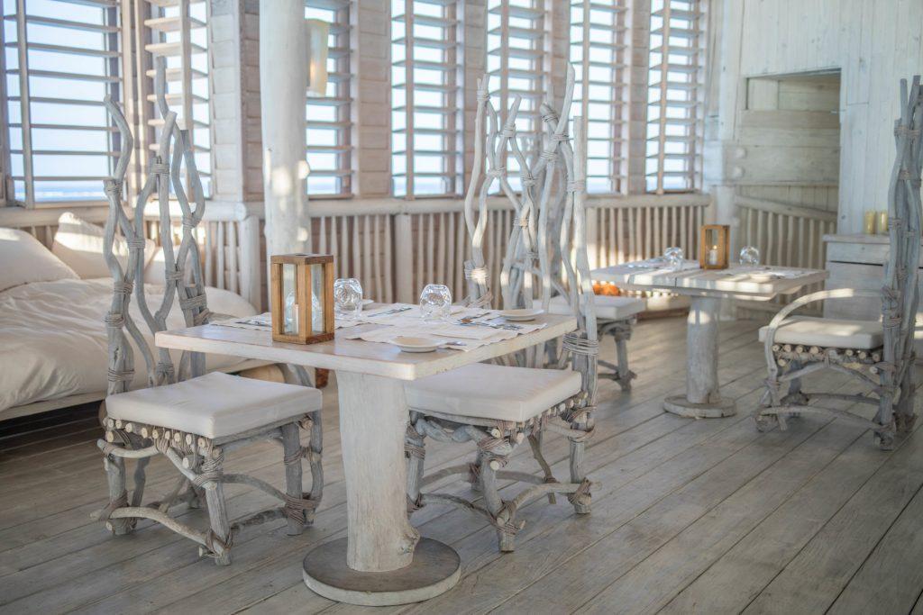 Soneva Jani Luxury Resort - Noonu Atoll, Medhufaru, Maldives - The Gathering Overwater Dining