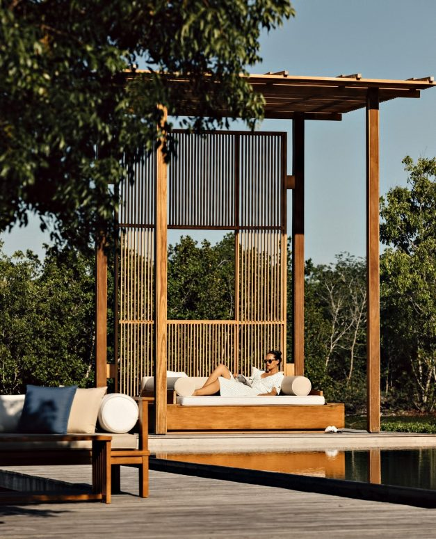 Amanyara Luxury Resort - Providenciales, Turks and Caicos Islands - Calming Atmosphere