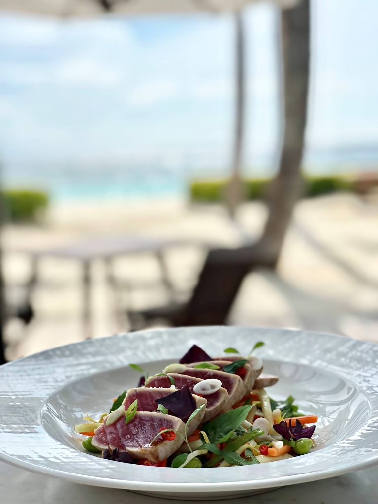 Cheval Blanc Randheli Luxury Resort - Noonu Atoll, Maldives - Private Island Beachfront Dining Experience