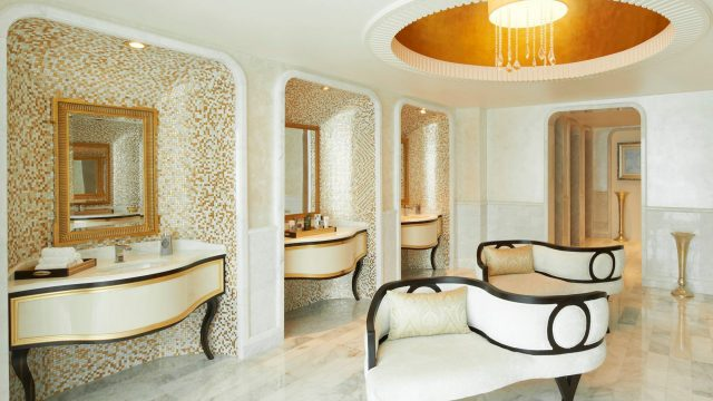 The St. Regis Abu Dhabi Luxury Hotel - Abu Dhabi, United Arab Emirates - Remede Spa