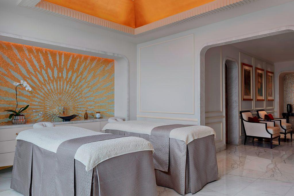 The St. Regis Abu Dhabi Luxury Hotel - Abu Dhabi, United Arab Emirates - Remede Spa Couples Massage Room