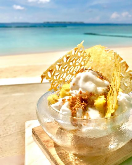 Cheval Blanc Randheli Luxury Resort - Noonu Atoll, Maldives - Culinary Arts Dessert