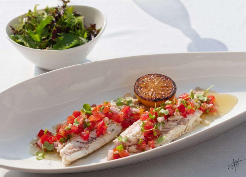 Amilla Fushi Luxury Resort and Residences - Baa Atoll, Maldives - Nanu Restaurant Gourmet Food