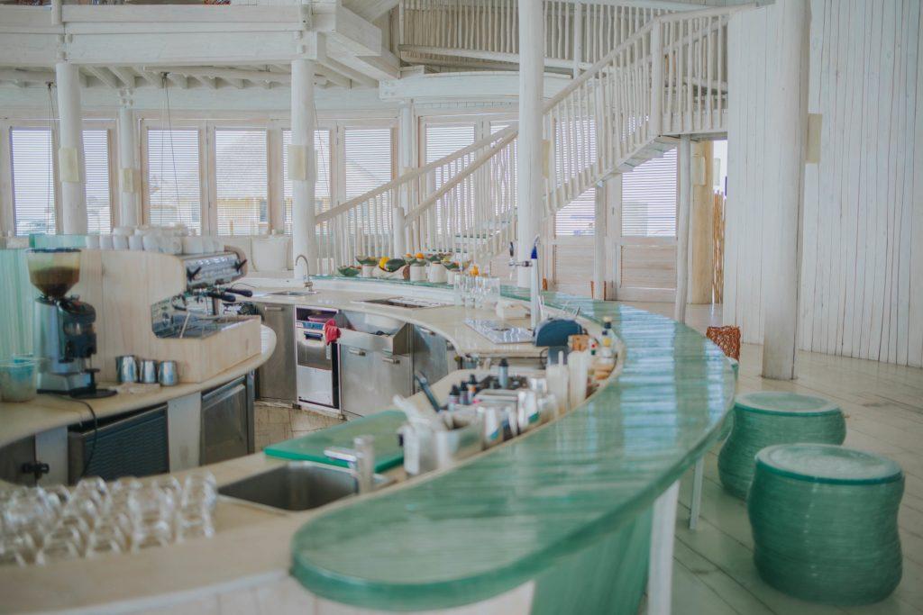 Soneva Jani Luxury Resort - Noonu Atoll, Medhufaru, Maldives - The Gathering Overwater Bar