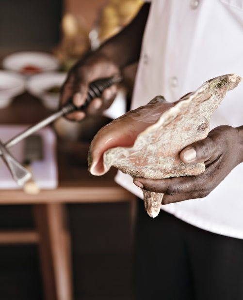 Amanyara Luxury Resort - Providenciales, Turks and Caicos Islands - Ocean Fresh Cuisine