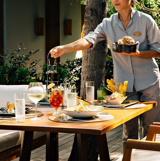 Amanyara Luxury Resort - Providenciales, Turks and Caicos Islands - Healthy Cuisine