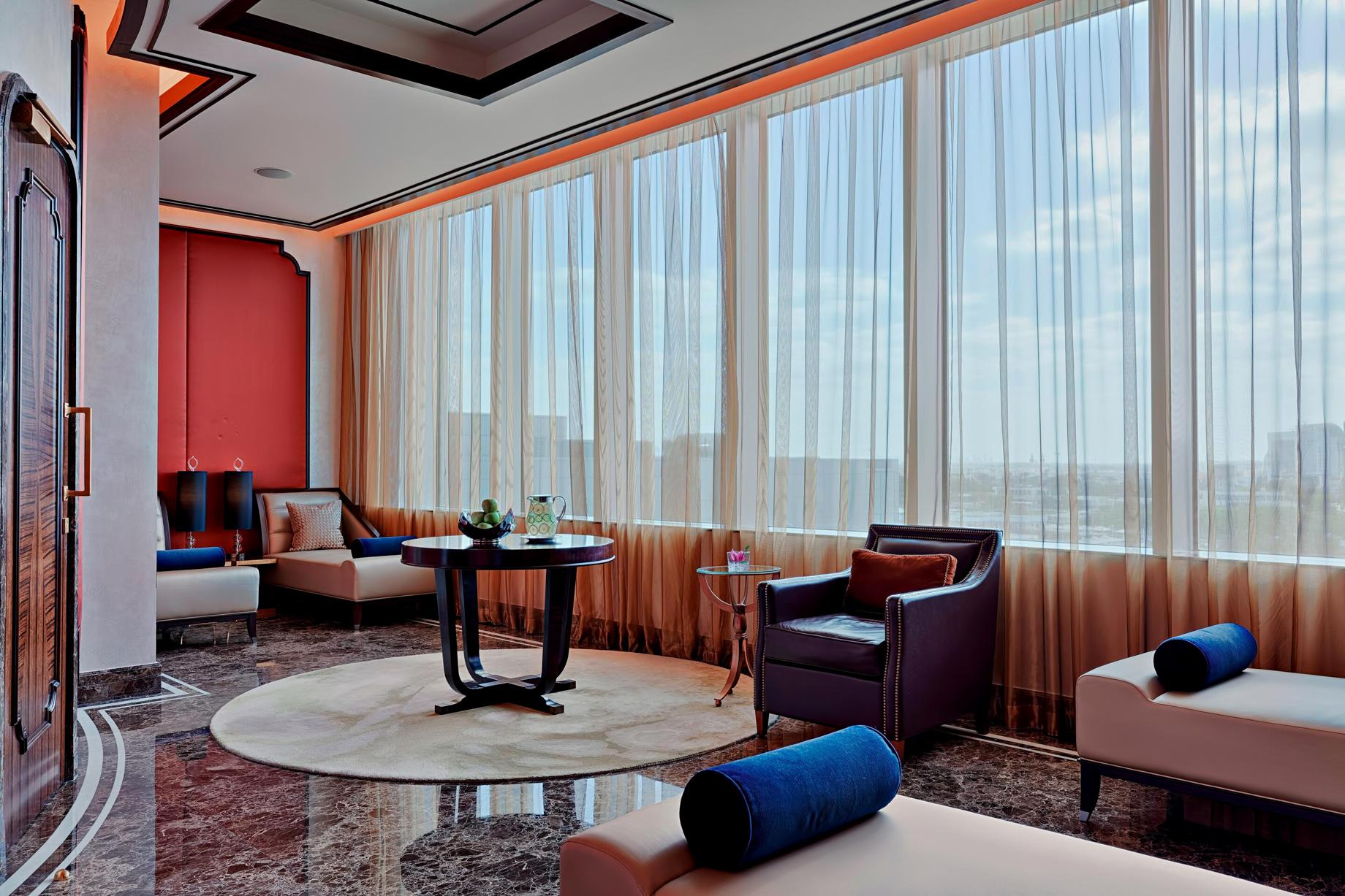 The St. Regis Abu Dhabi Luxury Hotel – Abu Dhabi, United Arab Emirates – Remede Spa Quiet Room