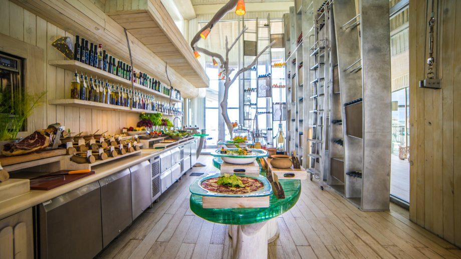 Soneva Jani Luxury Resort - Noonu Atoll, Medhufaru, Maldives - Dining So Fresh